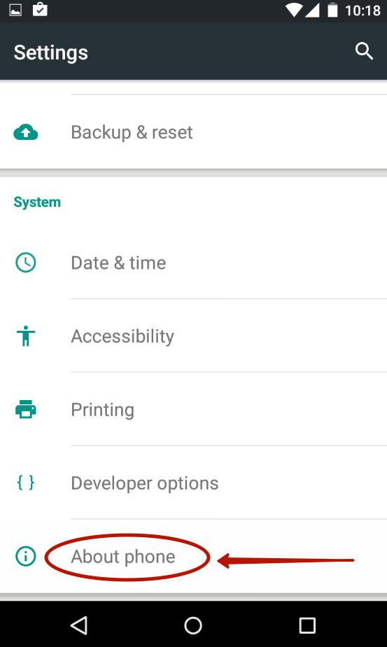 تركيب اللغة الروسية على الهاتف  كيفية Russify Android دون